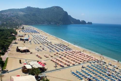 пляж Клеопатра Турция