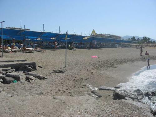 пляж конаклы