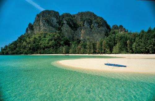 Пляжи на Краби