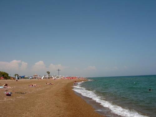 Пляж Лара в Анталии
