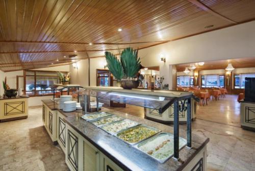 Ресторан отеля Larissa mare beach 4*