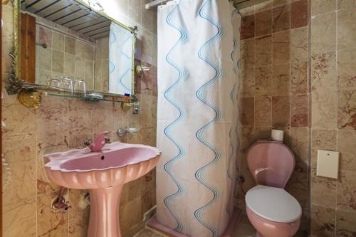 Ванная отеля Larissa mare beach 4*