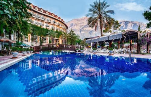 Отель Лариса Фазелис Принцесс бассейн