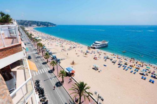 Пляж Ллорет-де-Мар