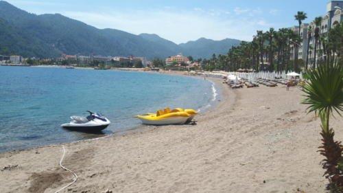 пляж Ичмелер Мармарис