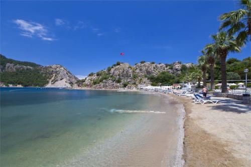 Пляж Турунч Мармарис