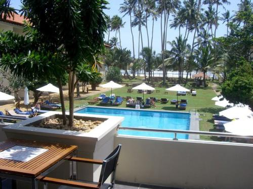 Бассейн отеля Mermaid Hotel&Club 4*