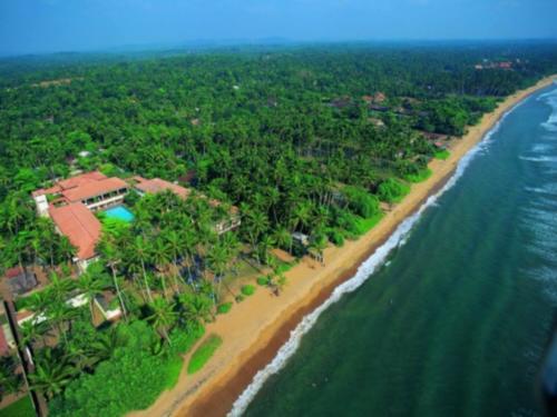 Пляж отеля Mermaid Hotel&Club 4*