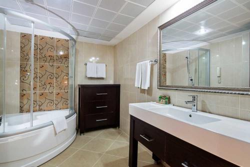 Мериан отель 5* ванна