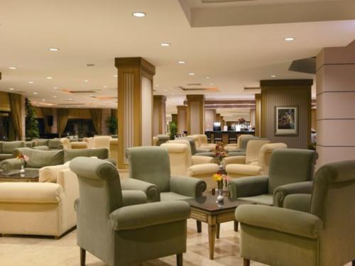 Мериан отель 5* холл