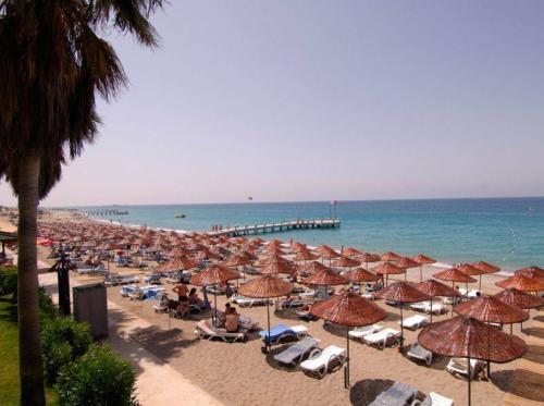 Мериан отель 5* пляж