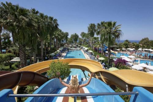 Мериан отель 5* аквапарк