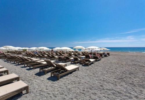 Мишель отель 5* пляж