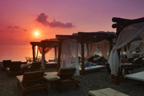 Naturella Hotel & Apart пляж