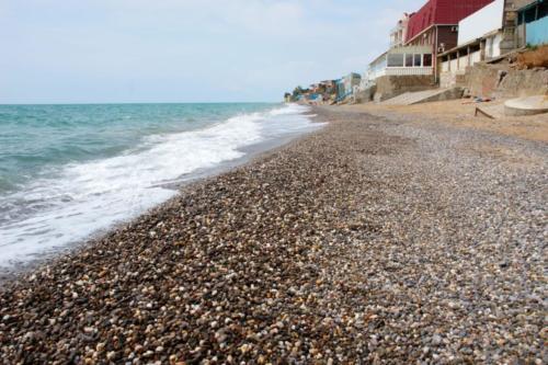 Пляж Николаевка Крым
