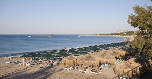 Пляж Окурджалар