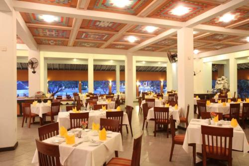 Ресторан отеля Club Palm Bay