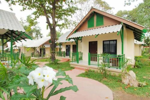 Pattaya Garden Hotel бунгало