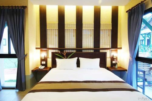 Pattaya Garden Hotel номер