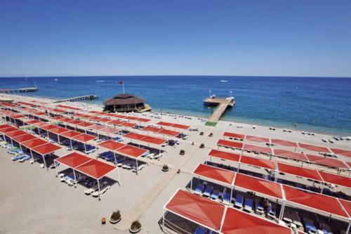Pgs Kiris Resort пляж