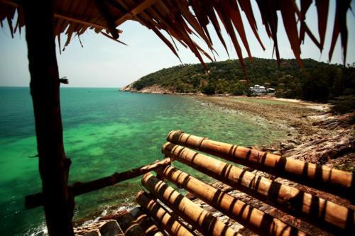 Phangan Utopia Resort пляж