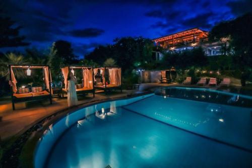 Phangan Utopia Resort бассейн