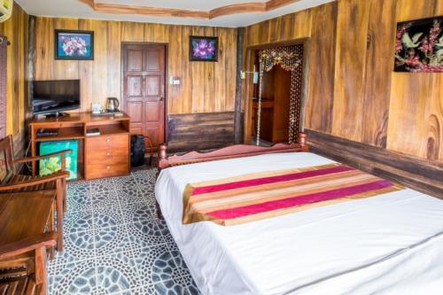 Phangan Utopia Resort номер