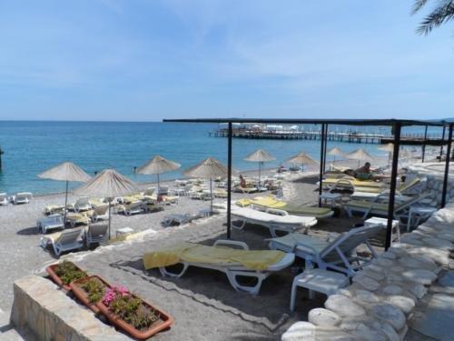 Пляж отеля Grand Ring 5*