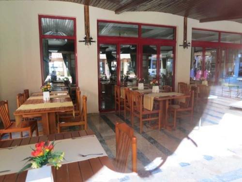 Отель Сигал ресторан