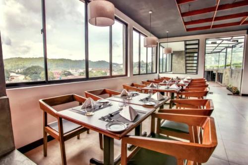 Sevana City Hotel kandy ресторан