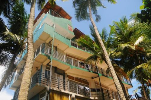 Отель Shangrela beach resort