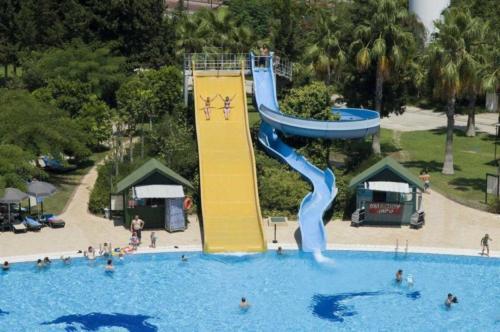 Simena Hotel аквапарк