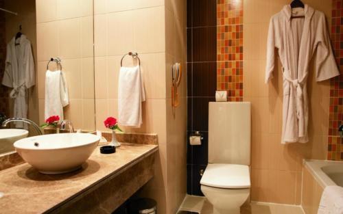 Ванная отеля Elysees Dream Beach Hotel 4*