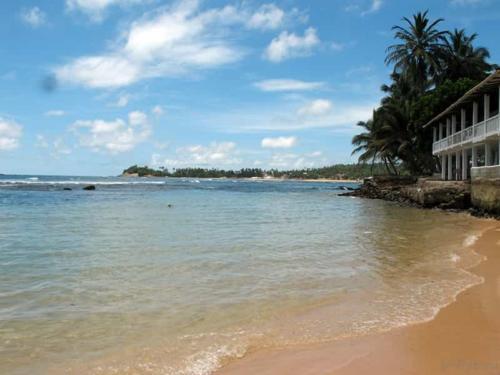 Thambapanni Retreat пляж
