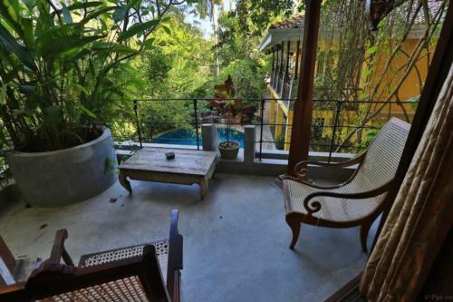 Thambapanni Retreat балкон