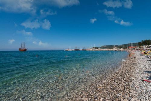 Пляж отеля Asdem Park 4*