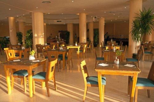 Ресторан отеля Sharm Reef Hotel 3*