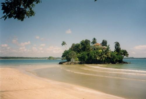 Пляж Велигамы Шри Ланка