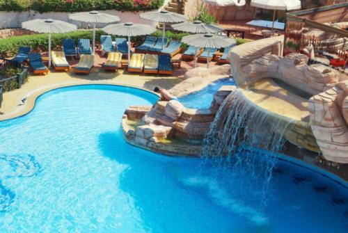 Бассейн отеля Verginia Sharm Resort  4*