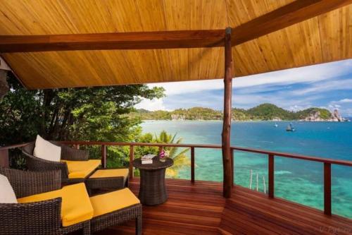 View Point Resort вид на море