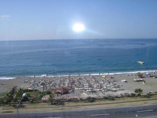 Xeno Hotel Alpina пляж