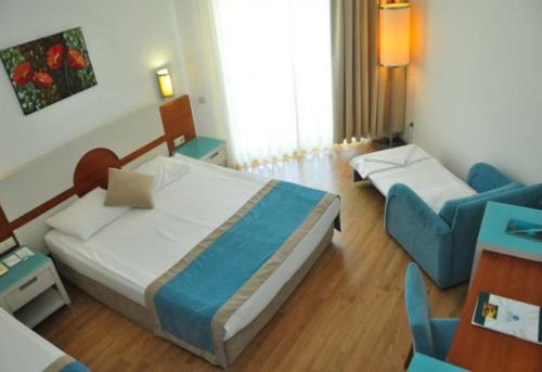Zena Resort Hotel номер